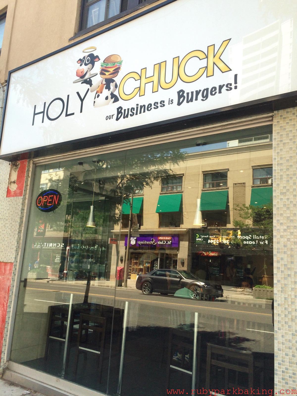 Holy Chuck, Toronto