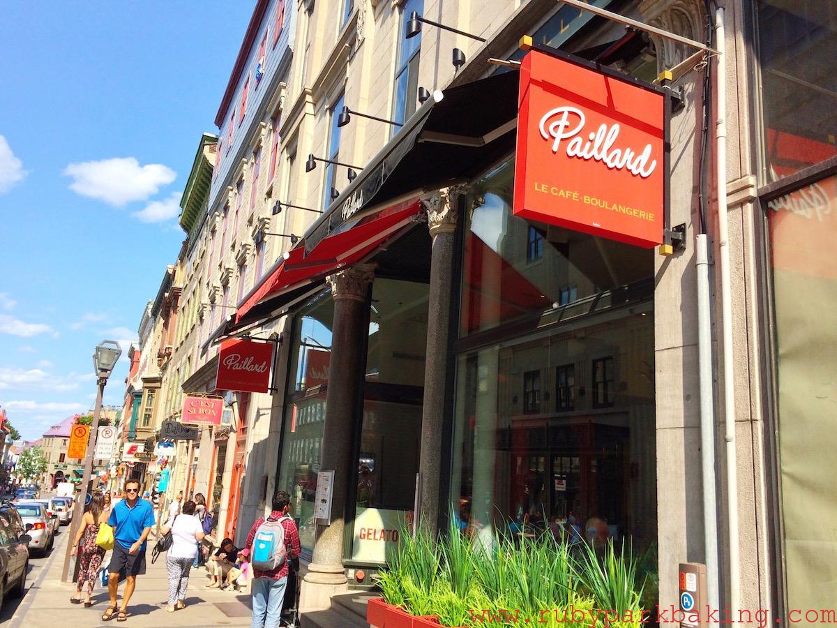 Paillard, Québec City