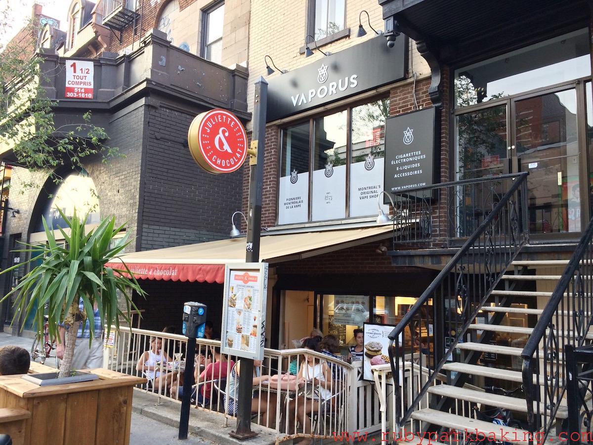 Juliette Et Chocolat, Montréal, QC