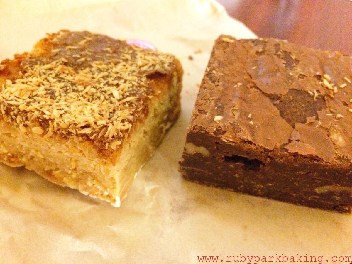 Brownies, Juliette Et Chocolat, Montréal, QC
