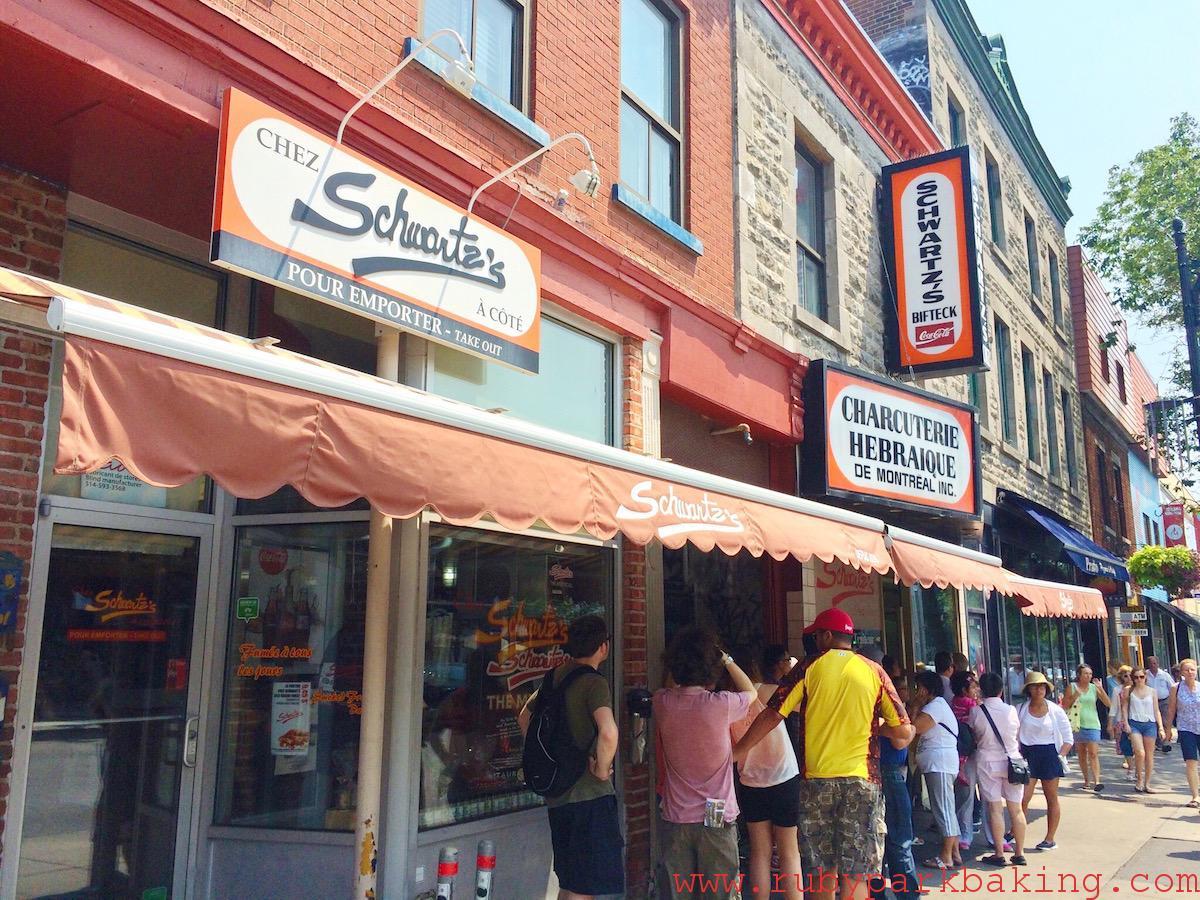 Schwartz's - Montreal Hebrew Delicatessen