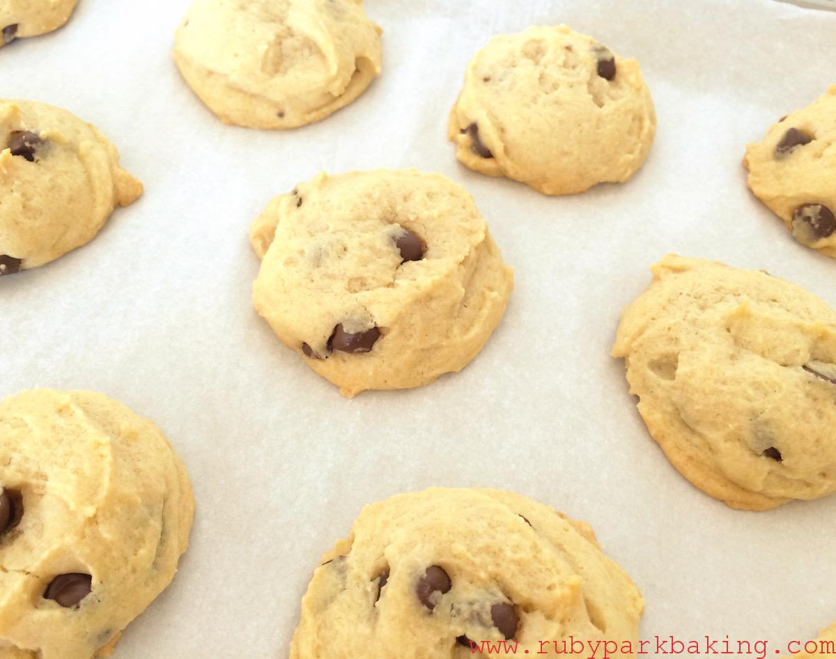 Chocolate Chip Cookies with Honey 100%
