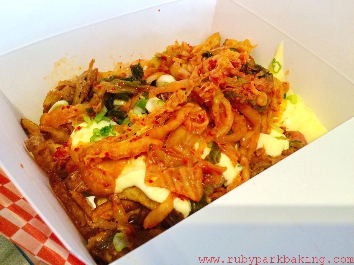 Kimchi Fries, Banh Mi Boys, Toronto