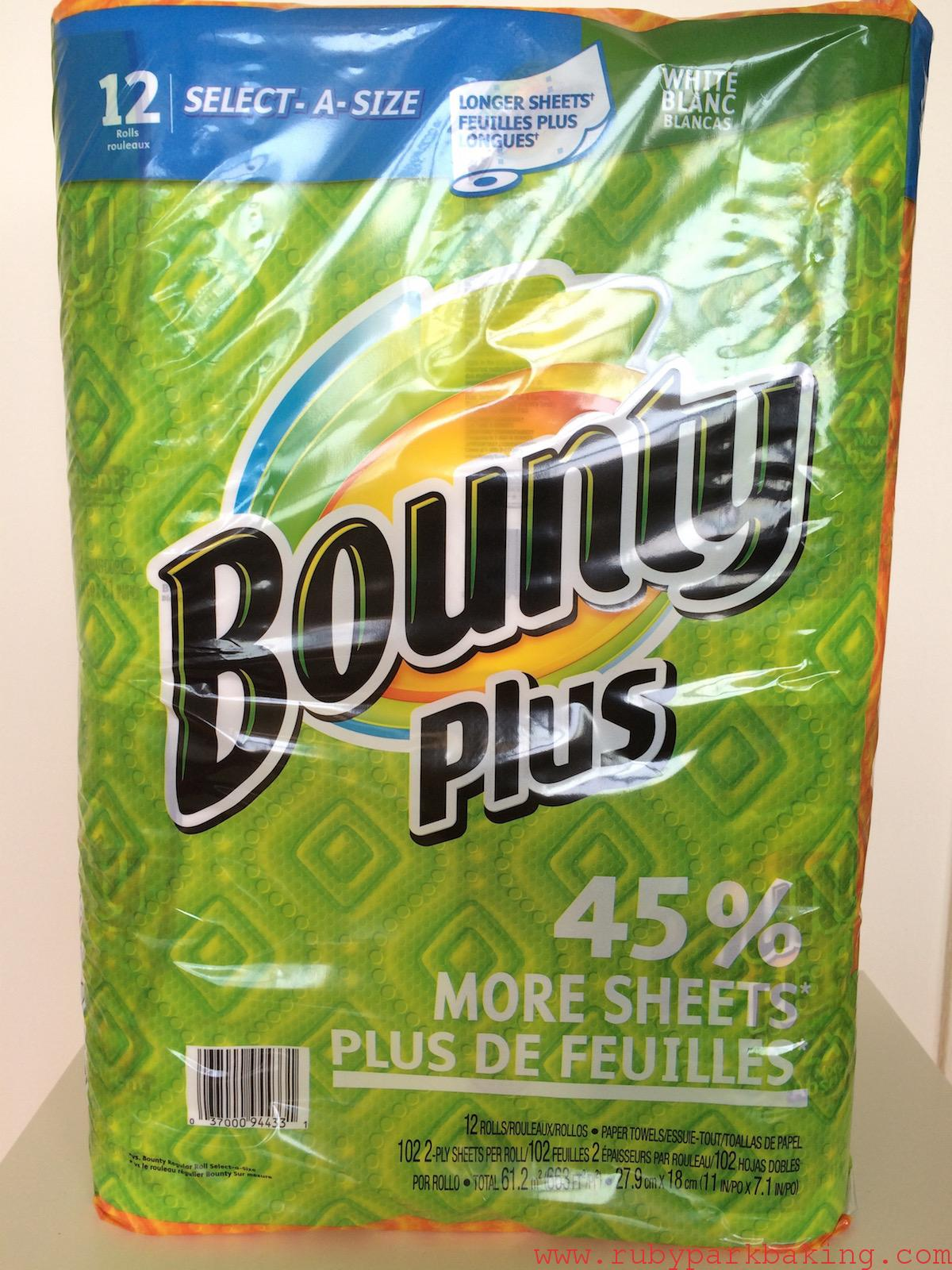 Bounty Paper Towel, Costco, Toronto