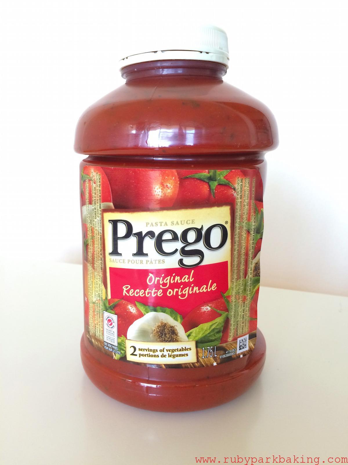 Prego Pasta Sauce @Costco Canada