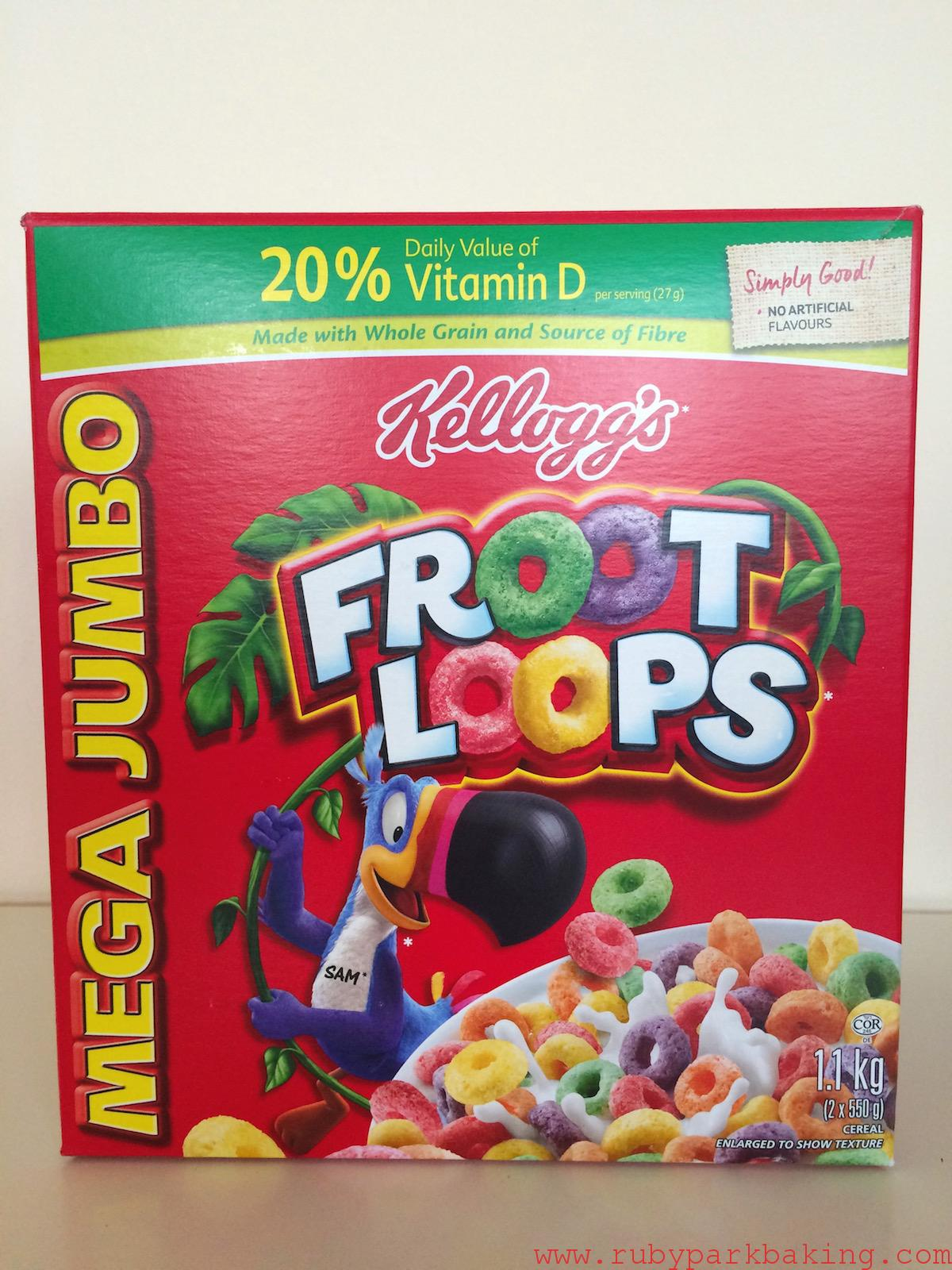 Kellogg's Froot Loops @Costco